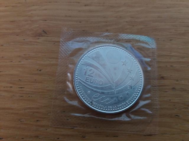 Monedas De 12  De Plata