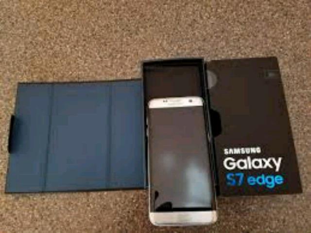 SAMSUNG GALAXY S7 EDGE 64GB NUEVO
