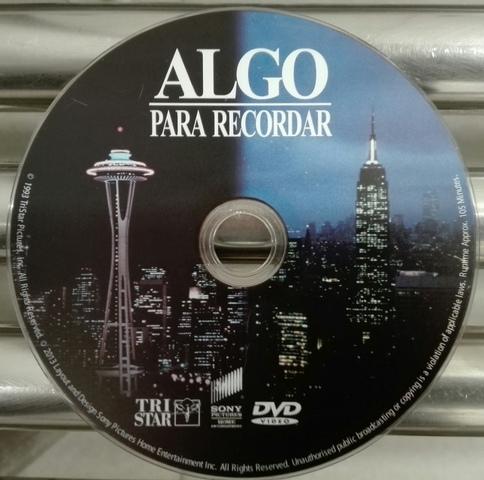 ALGO PARA RECORDAR- DVD.  - foto 1