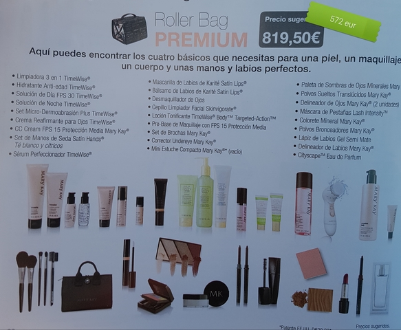 ROLLER-BAG MARY KAY ¡¡OFERTA!!