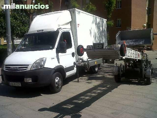 #TRANSPORTISTA EN BARCELONA 644829308) - foto 2