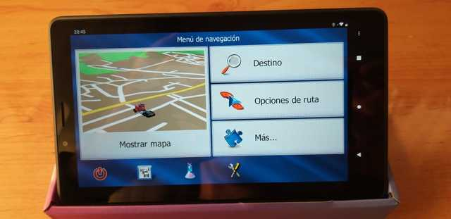 TABLET ALCATEL GPS IGO PRIMO TRUK 2017-2