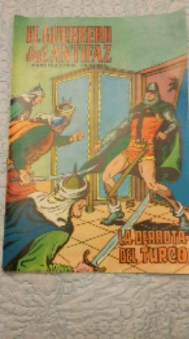 COLECCION GUERRERO DEL ANTIFAZ - foto 1