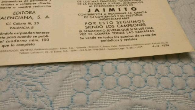 COLECCION GUERRERO DEL ANTIFAZ - foto 4
