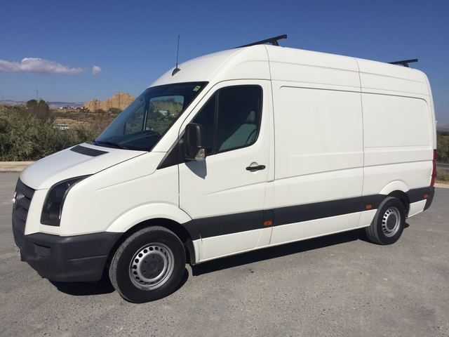 VW CRAFTER - CRAFTER