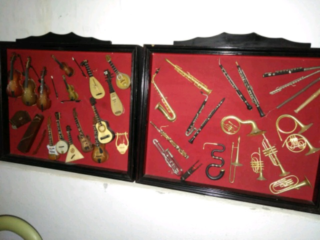 Cuadros De Instrumentos Musicales