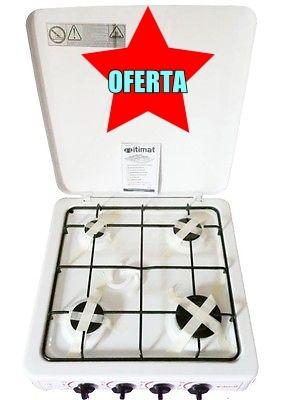 COCINA HORNILLO DE GAS HUELVA