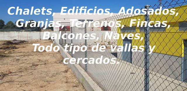 VALLADOS Y CERCADOS, CONSTRUCTORES