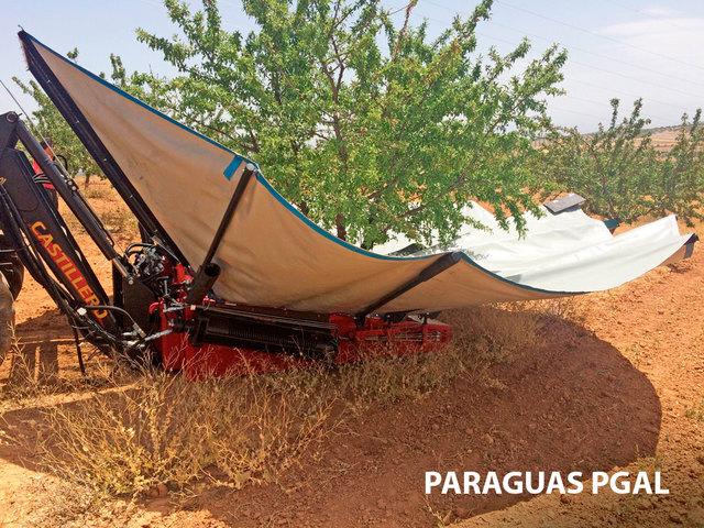 PARAGUAS VIBRADOR ALMENDRA FINANCIABLE