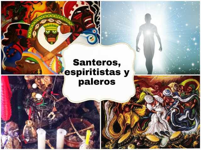 SANTERO ESPIRITISTA PALERO - foto 1