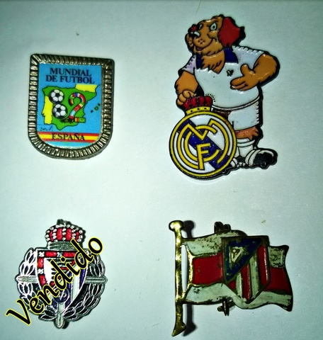 Pin Y Broches De Futbol.