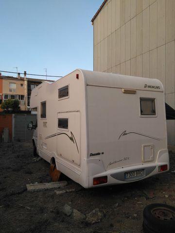 FIAT DUCATO - MONCAYO MEDITERRANEO 360