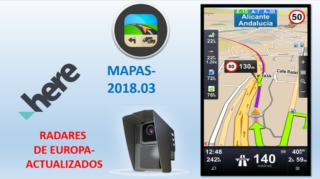 SYGIC TRUCK ANDROID GPS ANDROIDE
