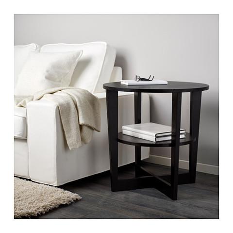 Mesa Auxiliar Ikea Modelo Vejmon