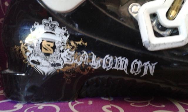 BOTAS ESQUÍ CHICO SALOMON GOSTH - foto 3