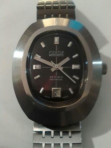 Precisioso Reloj Centrix Vintage Autom