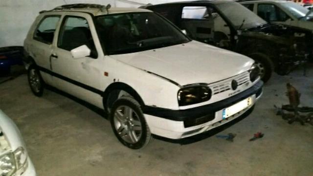 DESPIECE VW GOLF MK3 GTI 2. 0 8V 115CV