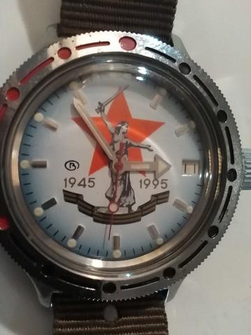 Reloj Diver Ruso Automatico Vintage