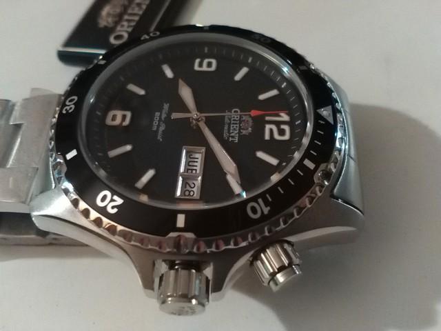 Reloj Orient Mako Automatico