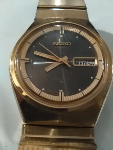 Reloj Seiko 5 Vintage Lujo
