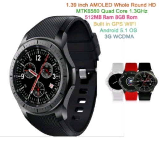 COMPRO RELOJ SMART WATCH SISTEMA ANDROID