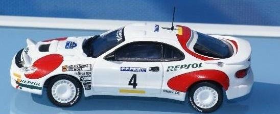 Toyota Celica Turbo 4Wd 1992 Rallye De C