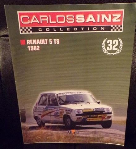 Fasciculo Nº32 Renault 5 Ts 1982 De La C