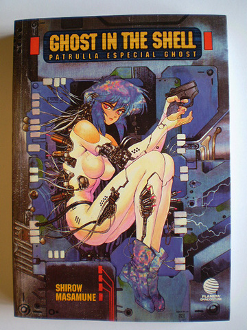 GHOST IN SHELL PATRULLA ESPECIAL GHOST - foto 1