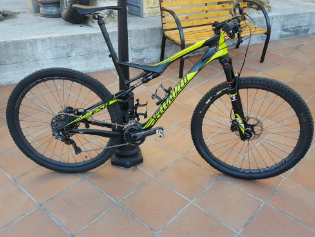 SPECIALIZED EPIC FRS EXPERT CARBON 29