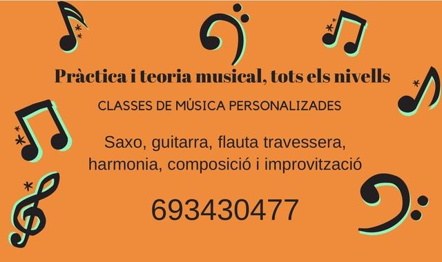 CLASES DE MÚSICA - foto 1