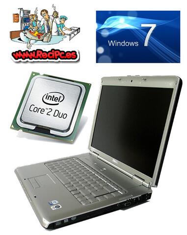 COMPAQ 6710B 2. 1 3GB 160GB WINDOWS VISTA