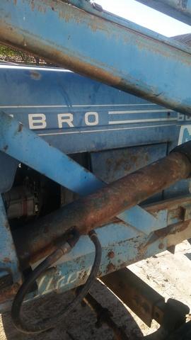 TRACTOR EBRO - 6079