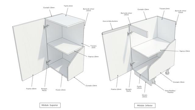 Modulos Y Puertas Directo De Fabrica