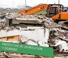 PROYECTOS DE DEMOLICIÓN - foto 1