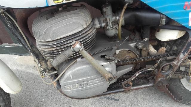 BULTACO - ALPINA 250 MOD. 85