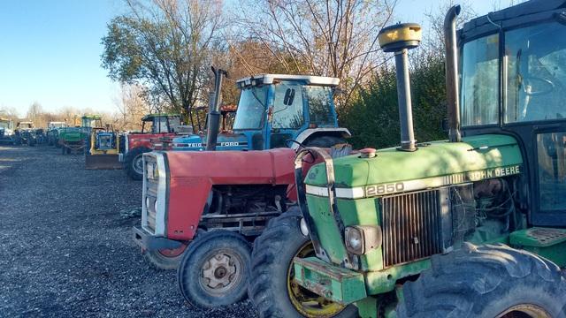 MASSEY UTB NEW HOLLAND FORD FIAT - 6600 TD TM TS 7600