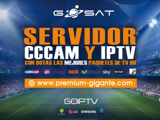 SERVIDOR CCCAM 20 PANEL CCCAM 70