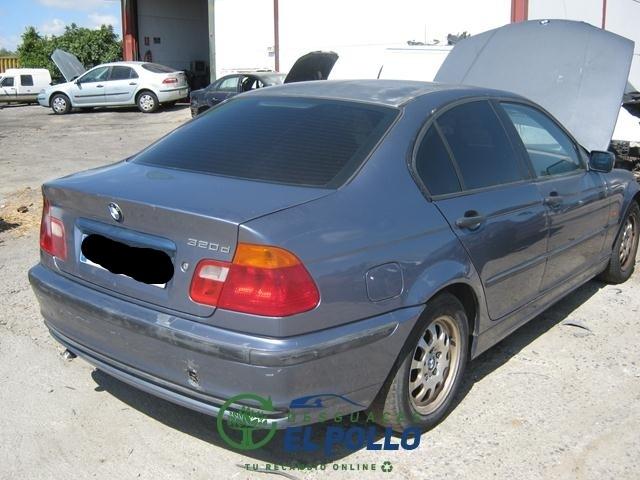 DESPIECE BMW 320D E46 136CV 204D1