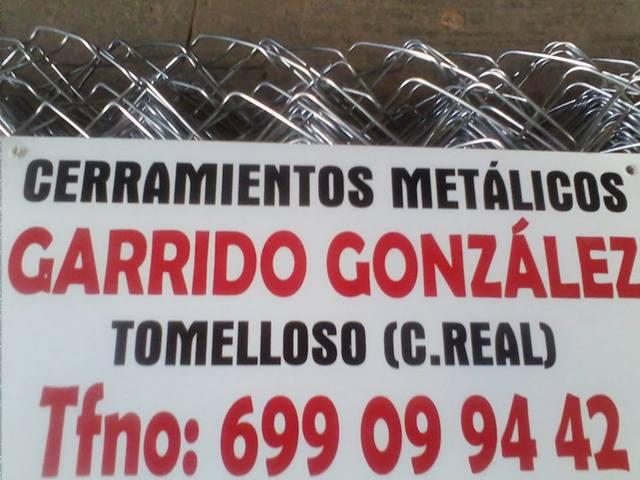 VALLADOS METALICOS