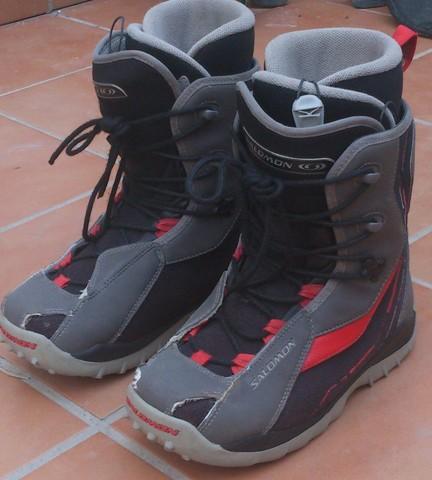Botas De Snowboard Salomon,  Oferta,