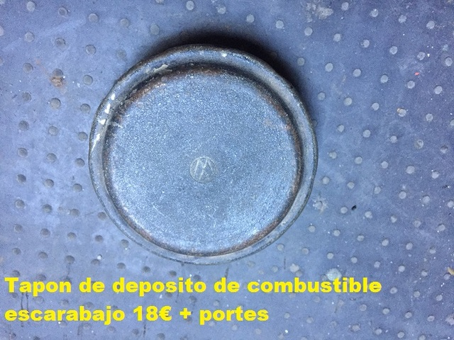 TAPON COMBUSTIBLE VW