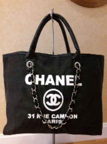BOLSO CHANEL SHOPPING