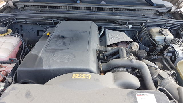 MOTOR LAND ROVER DISCOVERY 2, 5 TD DIESEL