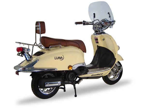 SUMCO - LUNA 125 EURO4