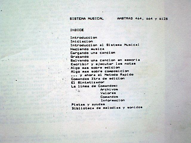 AMSTRAD CPC MANUALES + JUEGO CINTA ORIGI - foto 5