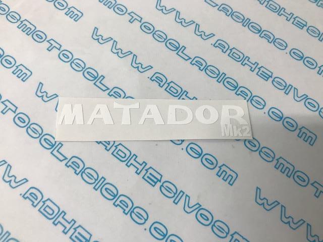ADHESIVOS BULTACO MATADOR MK 2