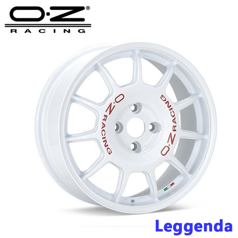 PACK 4 LLANTAS OZ RACING LEGENDA
