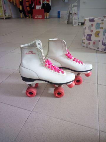 Patines De Bota Roller Derby