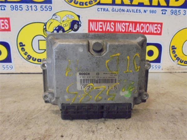 CENTRALITA MOTOR FIAT STILO 1. 9 JTD. . --