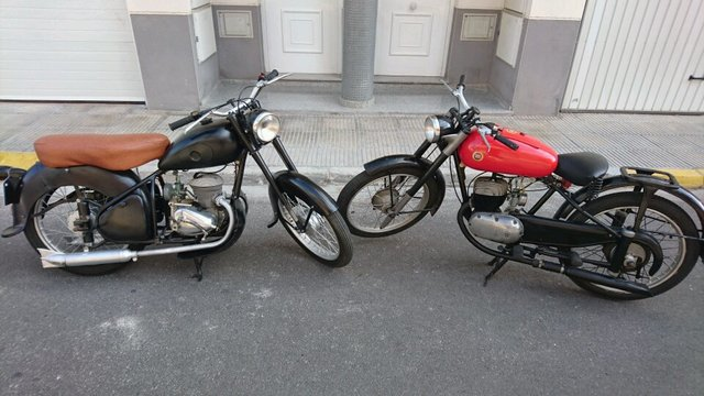 MONTESA - BRIO Y PEUGEOT MOVESA, 125CC